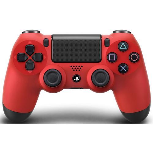 Sony PS4 DualShock 4 Wireless Controller rot