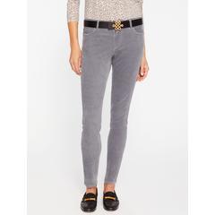 J.McLaughlin Women's Watson Corduroy Jeans Dark Grey, Size 14