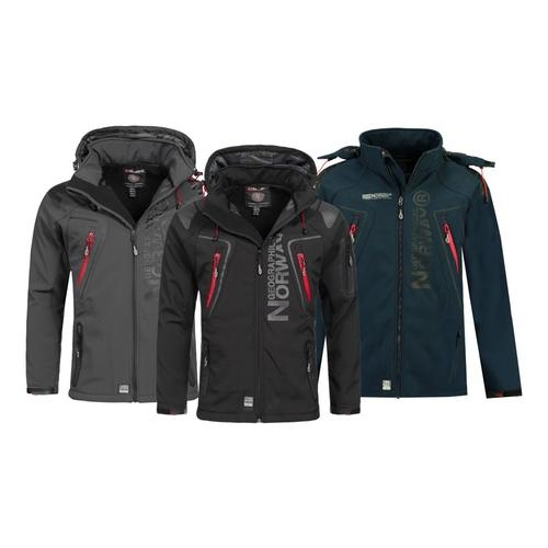 Geographical Norway Jacke: Navy/Gr. M