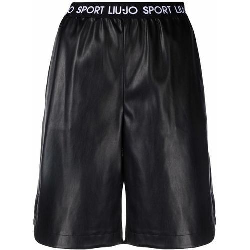 Liu Jo Beschichtete Shorts