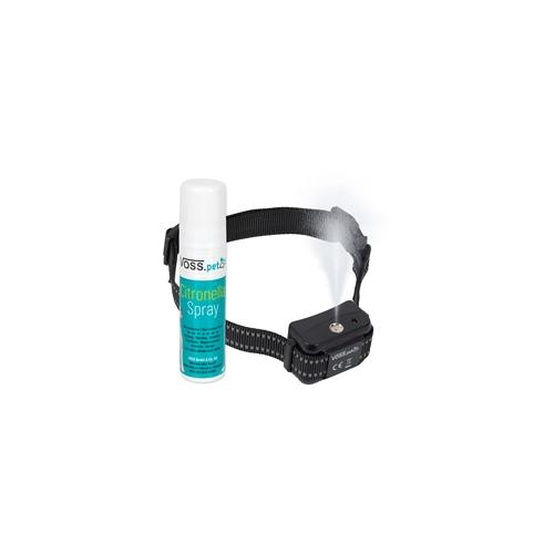 VOSS.PET AB 2 Antibell Sprühhalsband, Antibell-Spray-Trainer für Hunde