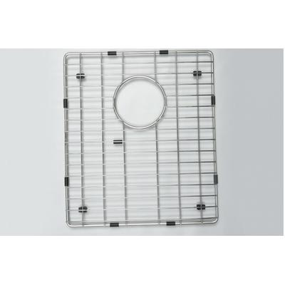 10-in. W X 16-in. D Stainless Steel Kitchen Sink Grid In Chrome Color - American Imaginations AI-34800