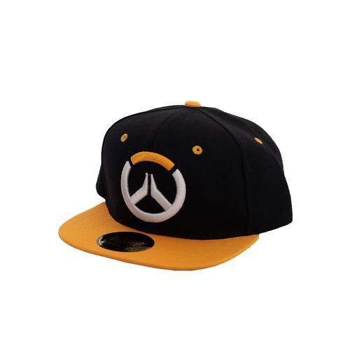 Overwatch - Logo - Caps