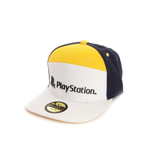 Playstation - 7 Panels - Caps