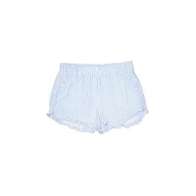 Crewcuts Shorts: Blue Stripes Bottoms – Size 16