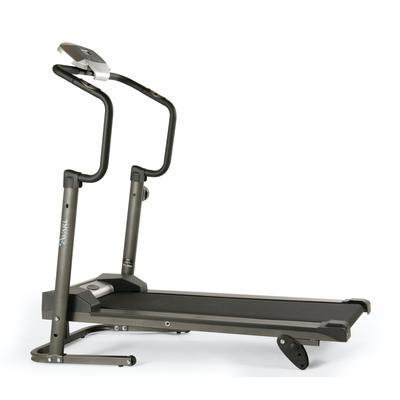 Avari Adjustable Height Treadmill by Stamina in Grey