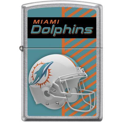 Miami Dolphins Zippo Custom Lighter