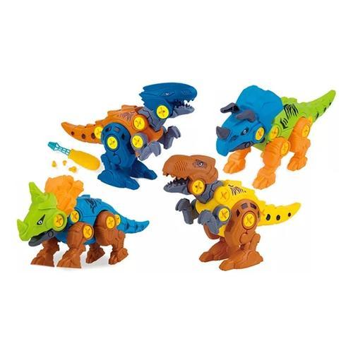 Dinosaurier-Spielzeug: 1x Zentrosaurus