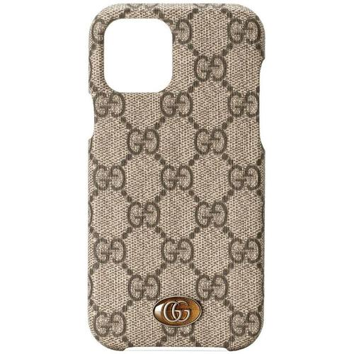 Gucci Ophidia iPhone 12/12 Pro-Handyhülle mit Logo