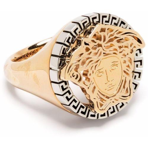 Versace Ring mit Medusa