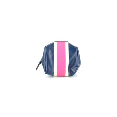Mark And Graham Makeup Bag: Blue Solid Accessories