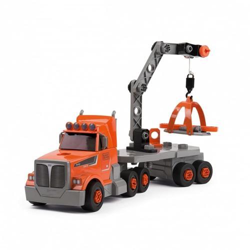 Smoby Spielzeug-Lastwagen BLACK+DECKER
