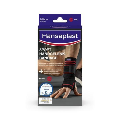 Hansaplast Sport Handgelenk Bandage Muskel, Gelenke & Wärmetherapie