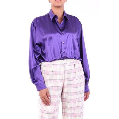 Forte_forte Shirts General Violet - Purple - Forte Forte Tops