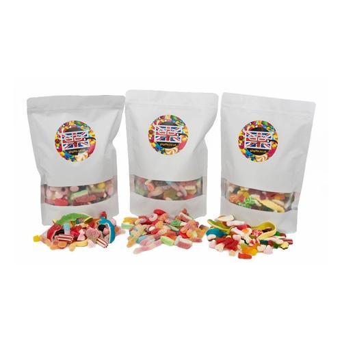 Pick n Mix Süßigkeiten-Set: Classic Mix