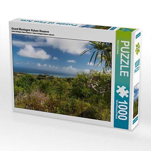 Grand Montagne Nature Reserve Foto-Puzzle Bild von Peter Schickert Puzzle