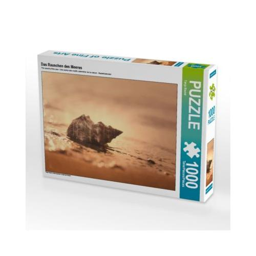 Das Rauschen des Meeres Foto-Puzzle Bild von Tanja Riedel Puzzle