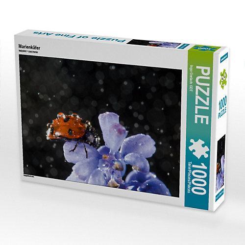 Marienkäfer Foto-Puzzle Bild von Ingo Gerlach Puzzle