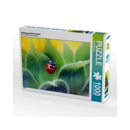 Siebenpunkt-Marienkäfer Foto-Puzzle Bild von Mico10 Puzzle