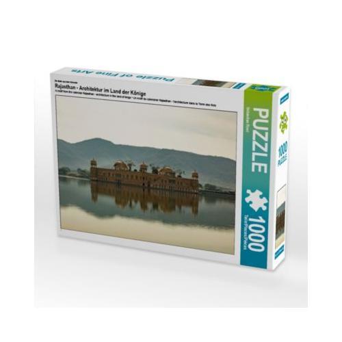 Rajasthan - Architektur im Land der Könige Foto-Puzzle Bild von Sebastian Rost Puzzle