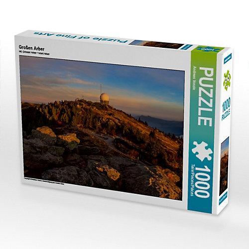 Großen Arber Foto-Puzzle Bild von Andreas Vonzin Puzzle