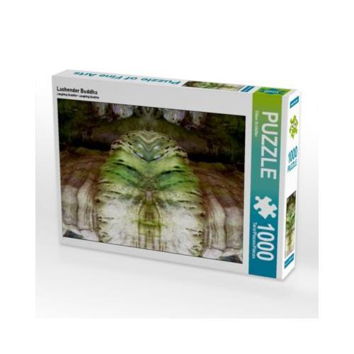 Lachender Buddha Foto-Puzzle Bild von Elken Schlüfter Puzzle