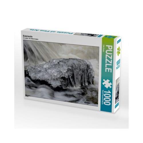Eiskristalle Foto-Puzzle Bild von Dirk Rosin Puzzle