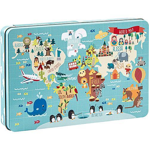 Weltkarte Puzzle