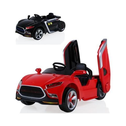 Elektroauto Future Elektro-Autos rot