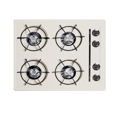 """30"""" Wide 4-Burner Gas Cooktop - Summit Appliance SNL03P"""