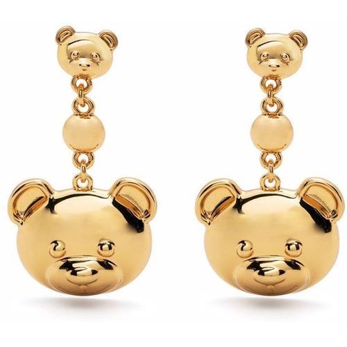 Moschino Ohrringe im Teddybären-Design