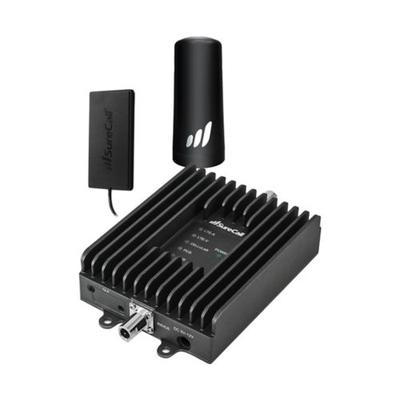 SURECALL Black Fusion2Go 3.0 Fleet In-Vehicle Cell Phone Signal-Booster Kit
