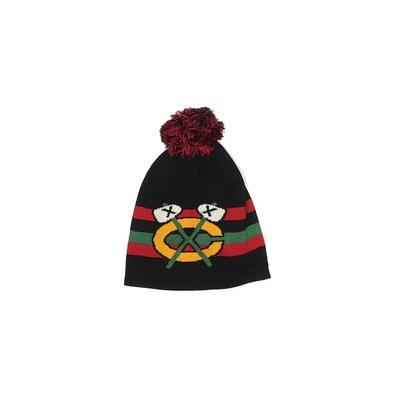 Mitchell & Ness Beanie Hat: Blac...