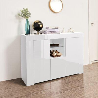 Ivy Bronx Kitchen Sideboard Cupboard, Wayfair Dining Room Cabinets