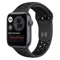 Apple Watch Nike SE 44mm GPS (Space Gray Aluminum Case with Anthracite/Black Nike Sport Band)