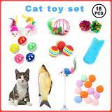 Ensemble de jouets pour chats, s...