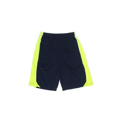 Puma Athletic Shorts: Blue Solid...