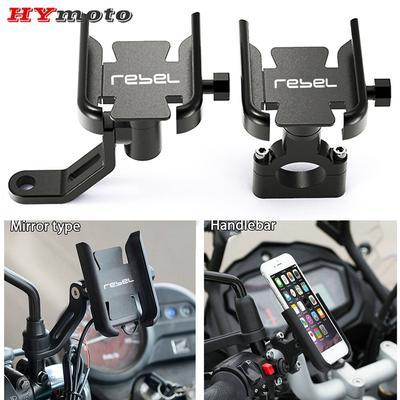 Support GPS pour HONDA REBEL CMX...