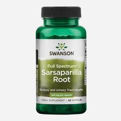 Swanson Health Sarsaparilla 450mg
