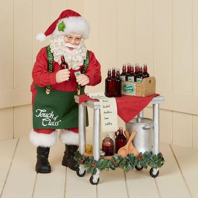 Christmas Brew Clothtique Red 2 Piece Set, 2 Piece Set, Red