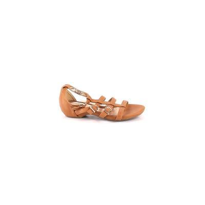 Sole Senseability Sandals: Tan S...