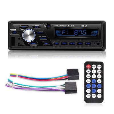 Autoradio Bluetooth 12V/24V, 1di...