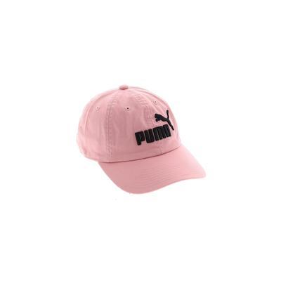 Puma Baseball Cap: Pink Accessories