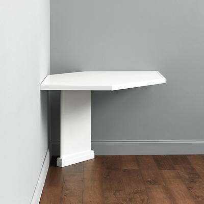 Wood Top - Corner Desk Addition Work Surface - Ballard Designs