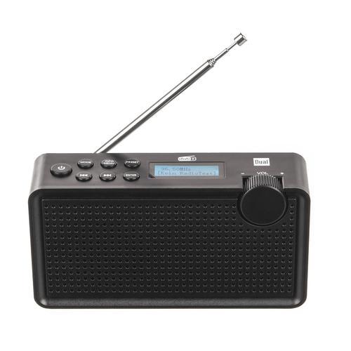 DAB 85 Portables DAB(+)/UKW-Radio mit integriertem Akku