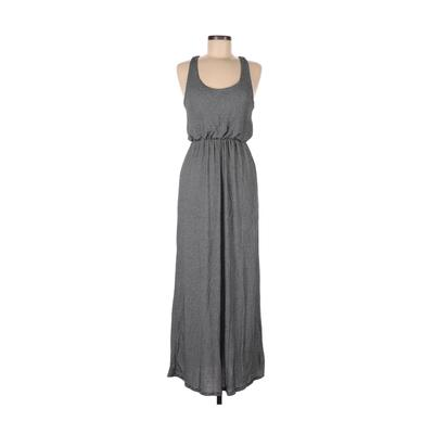 Rolla Coster Casual Dress - Maxi: Black Solid Dresses - Used - Size Medium