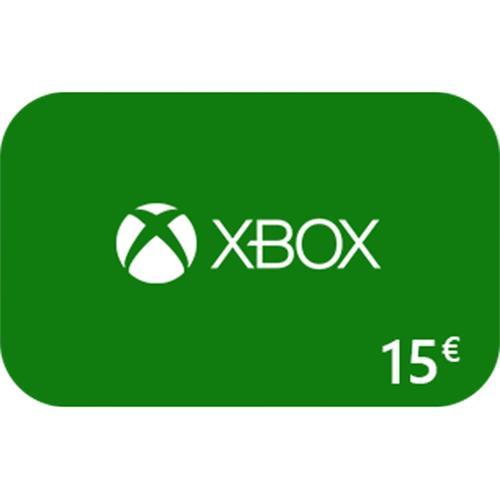 Xbox Guthaben Xbox Code über 15 ?