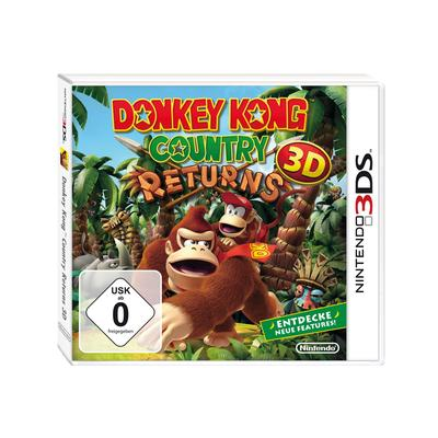 Nintendo Donkey...