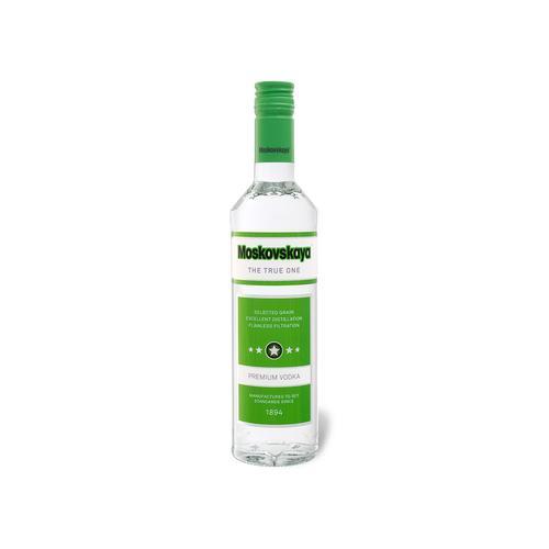 Moskovskaya Russischer Wodka 38% Vol