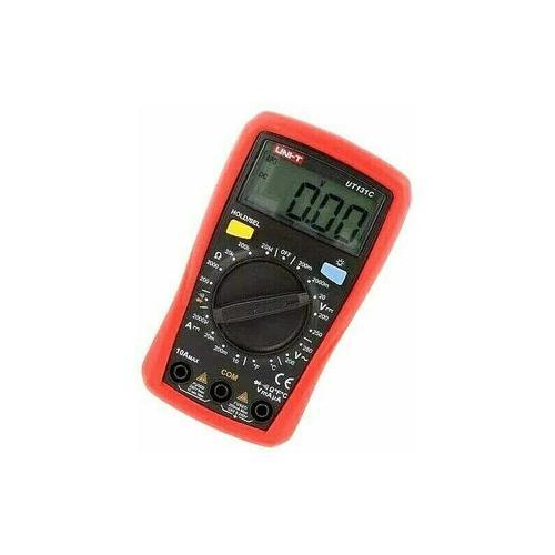 UT 131C Multimeter, digital, 2000 Counts, Palm size